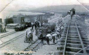 Fethiye or Megri used to have a railroad for transporting minning